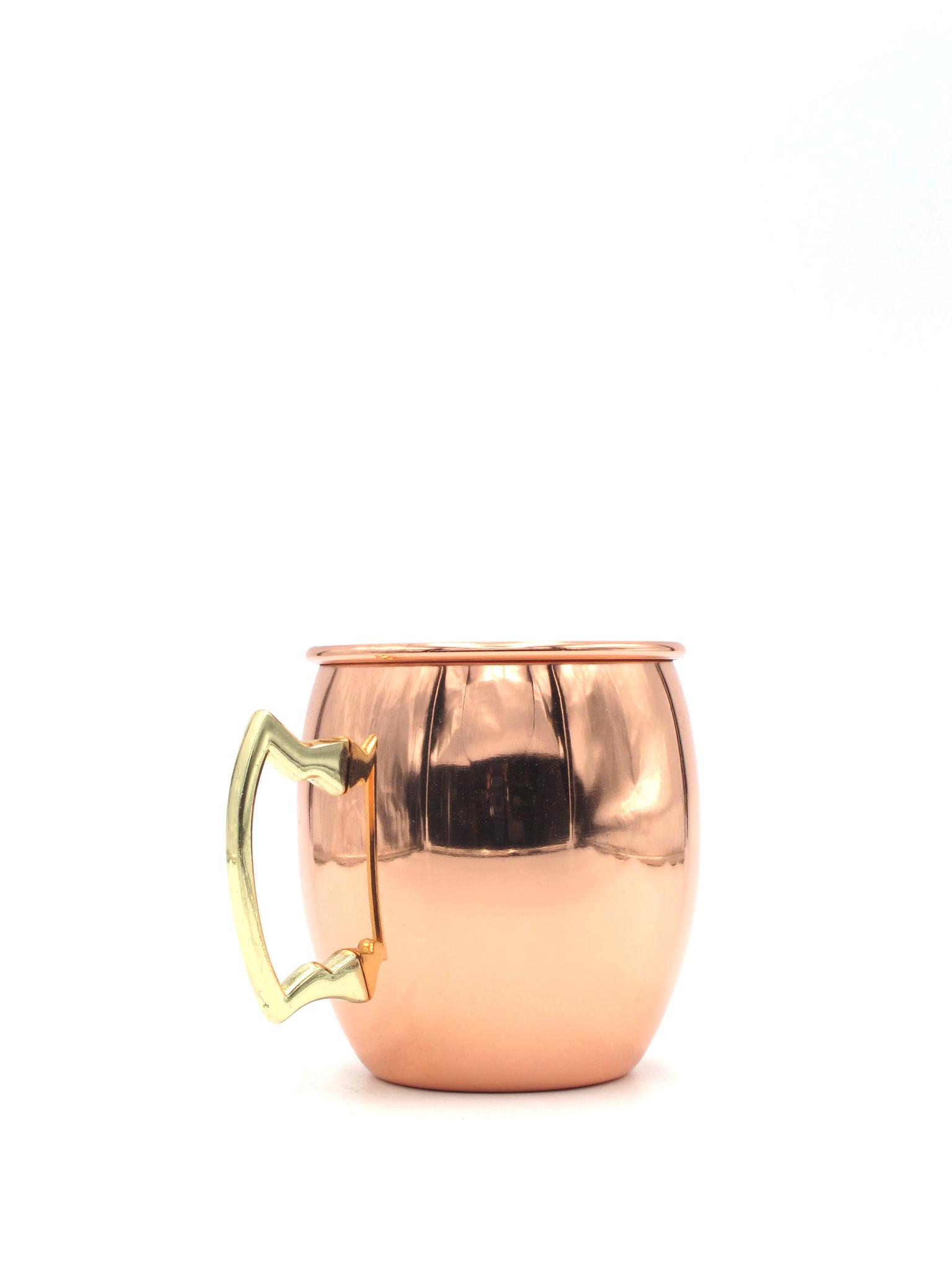 True Brands True Brands Moscow Mule Copper Plated Mug 16oz