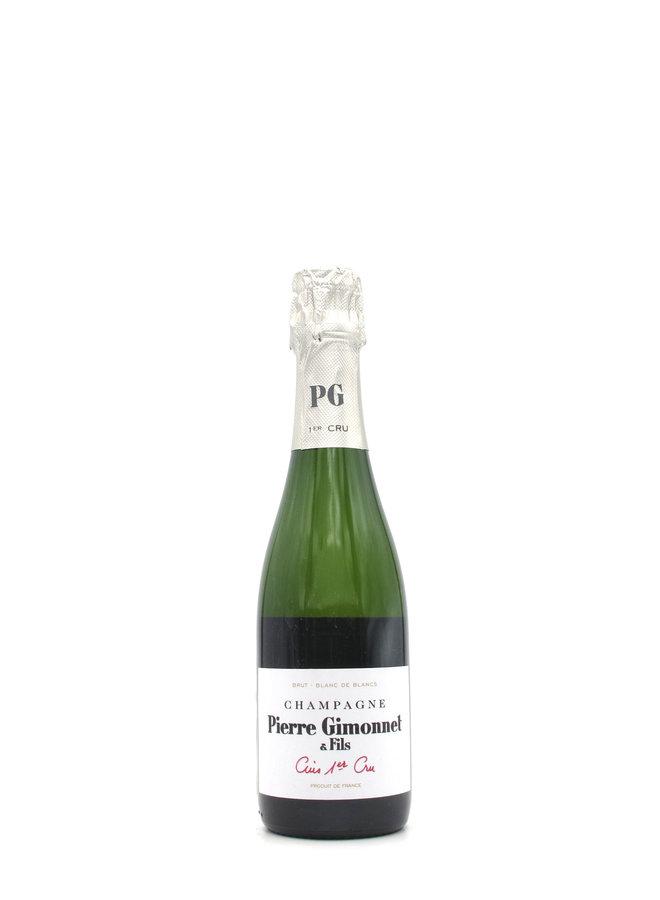 NV Pierre Gimonnet & Fils 1er Cru Blanc de Blancs Champagne 375ml