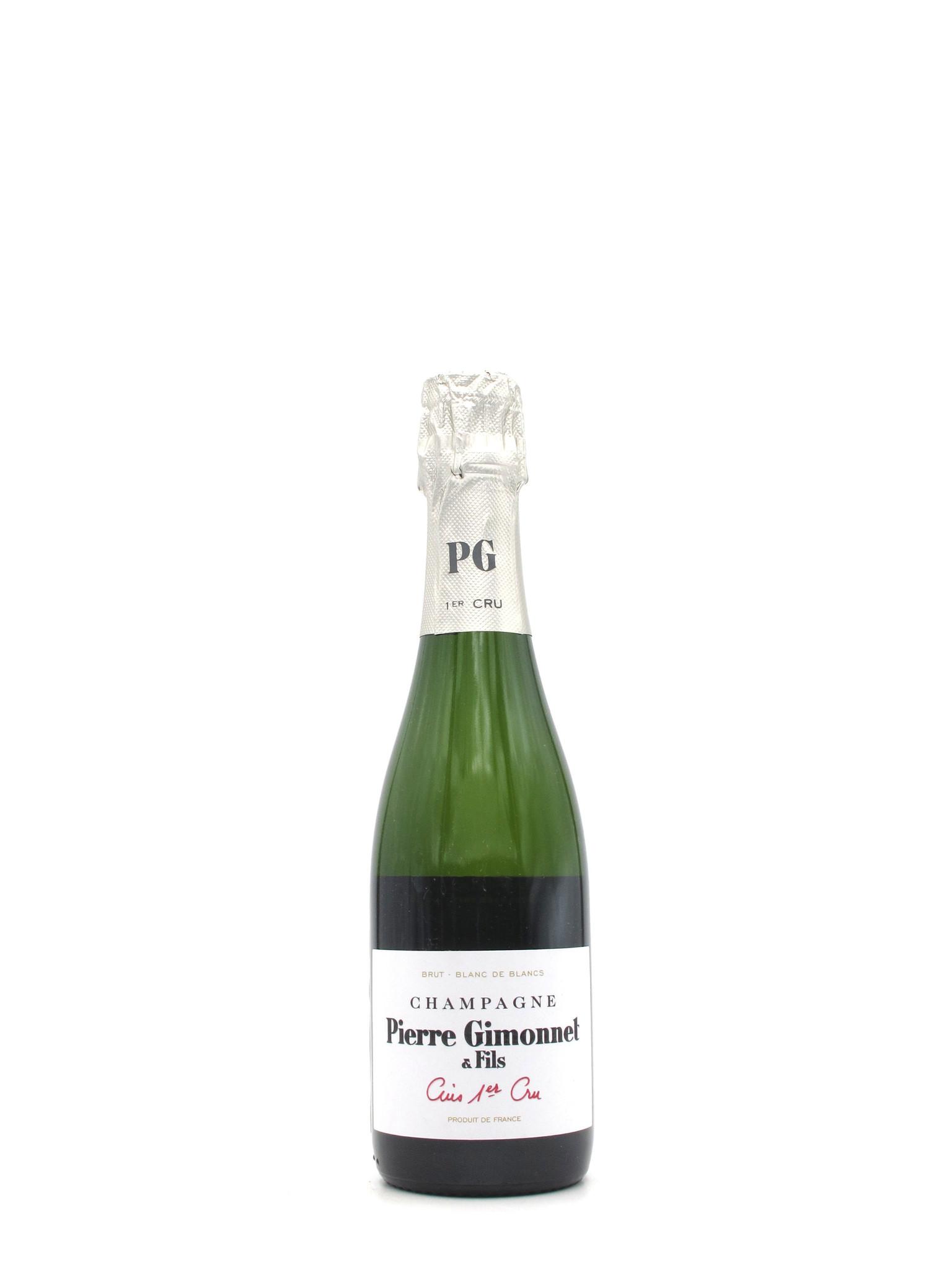 Pierre Gimonnet NV Pierre Gimonnet & Fils 1er Cru Blanc de Blancs Champagne 375ml