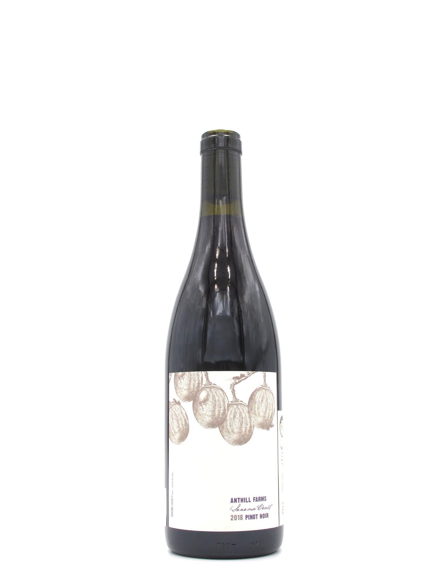 Anthill Farms 2018 Anthill Farms Sonoma Coast Pinot Noir 750ml