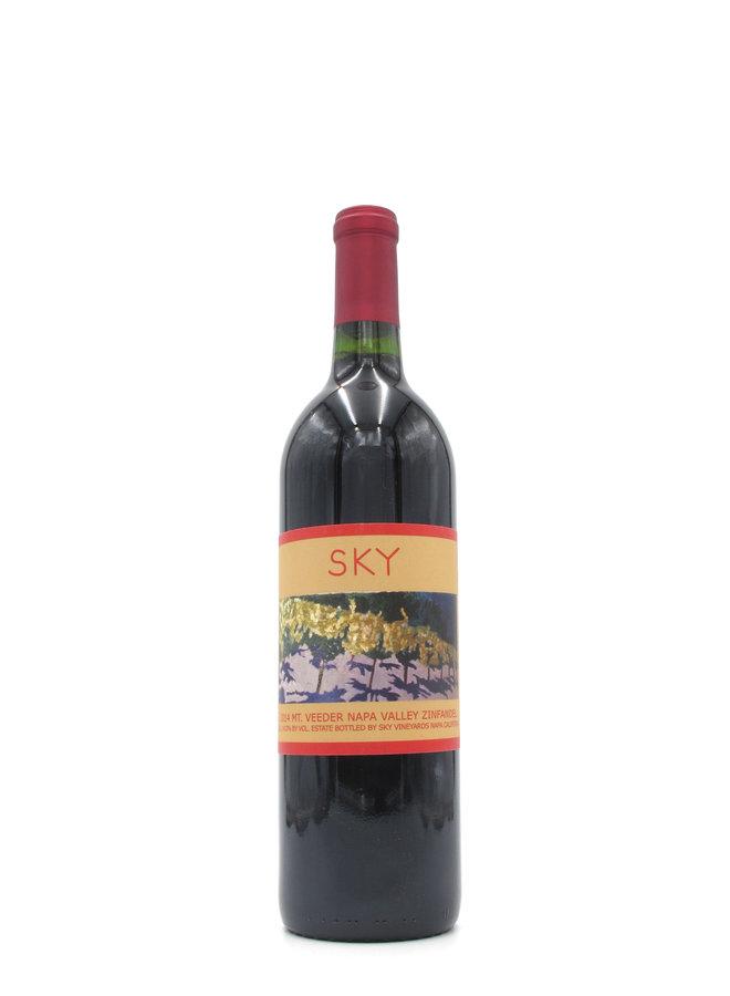 2014 Sky Vineyards Estate Zinfandel, Mt Veeder 750ml