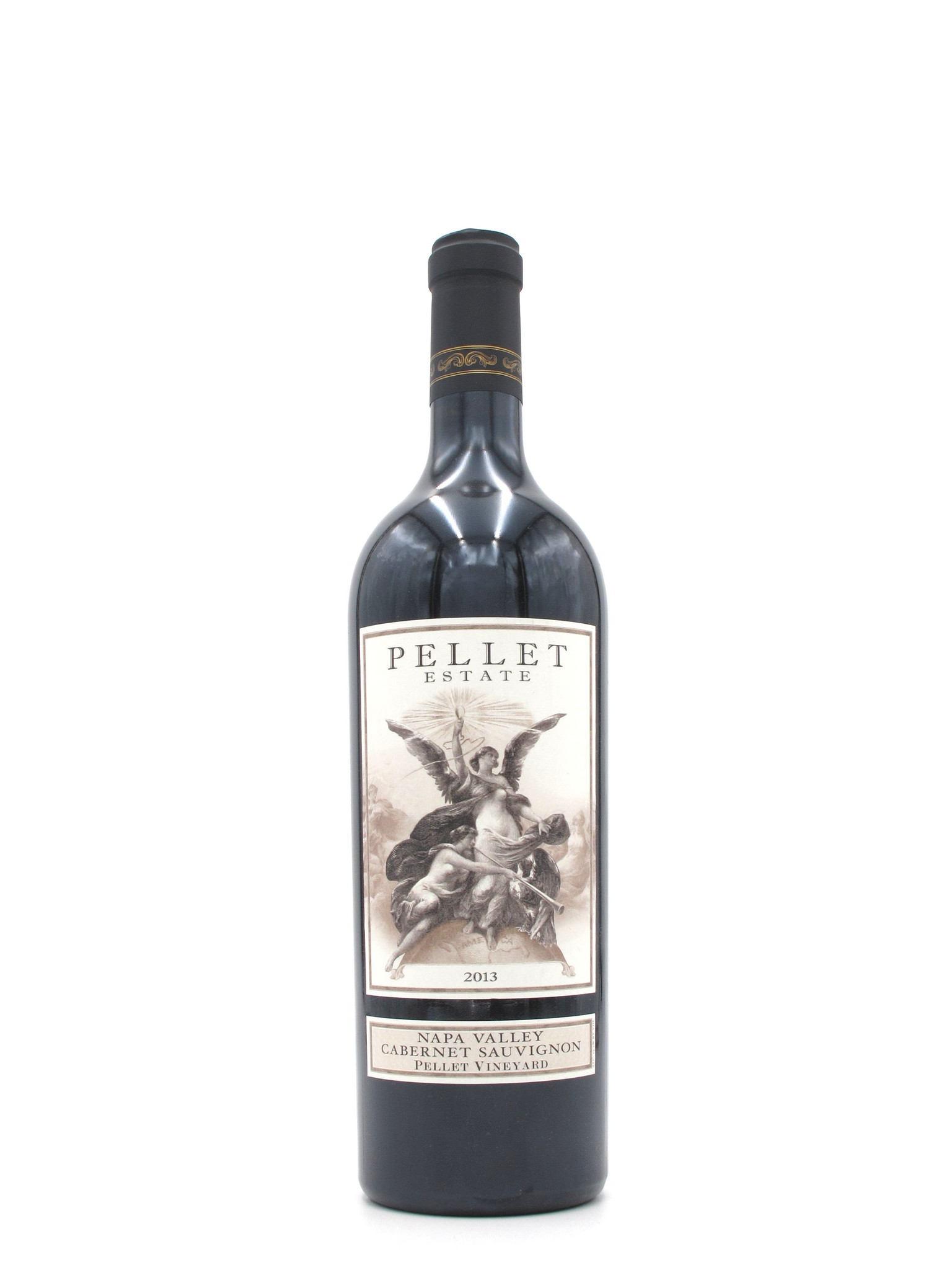 Pellet 2013 Pellet Estate Cabernet Sauvignon, Napa Valley 750ml