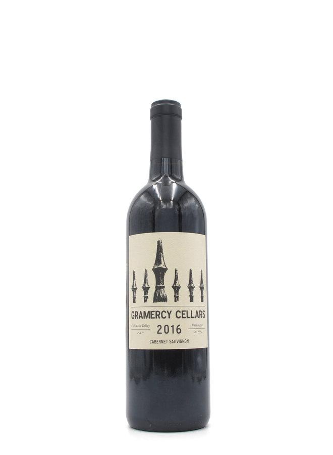 2016 Gramercy Cellars Cabernet Sauvignon 750ml