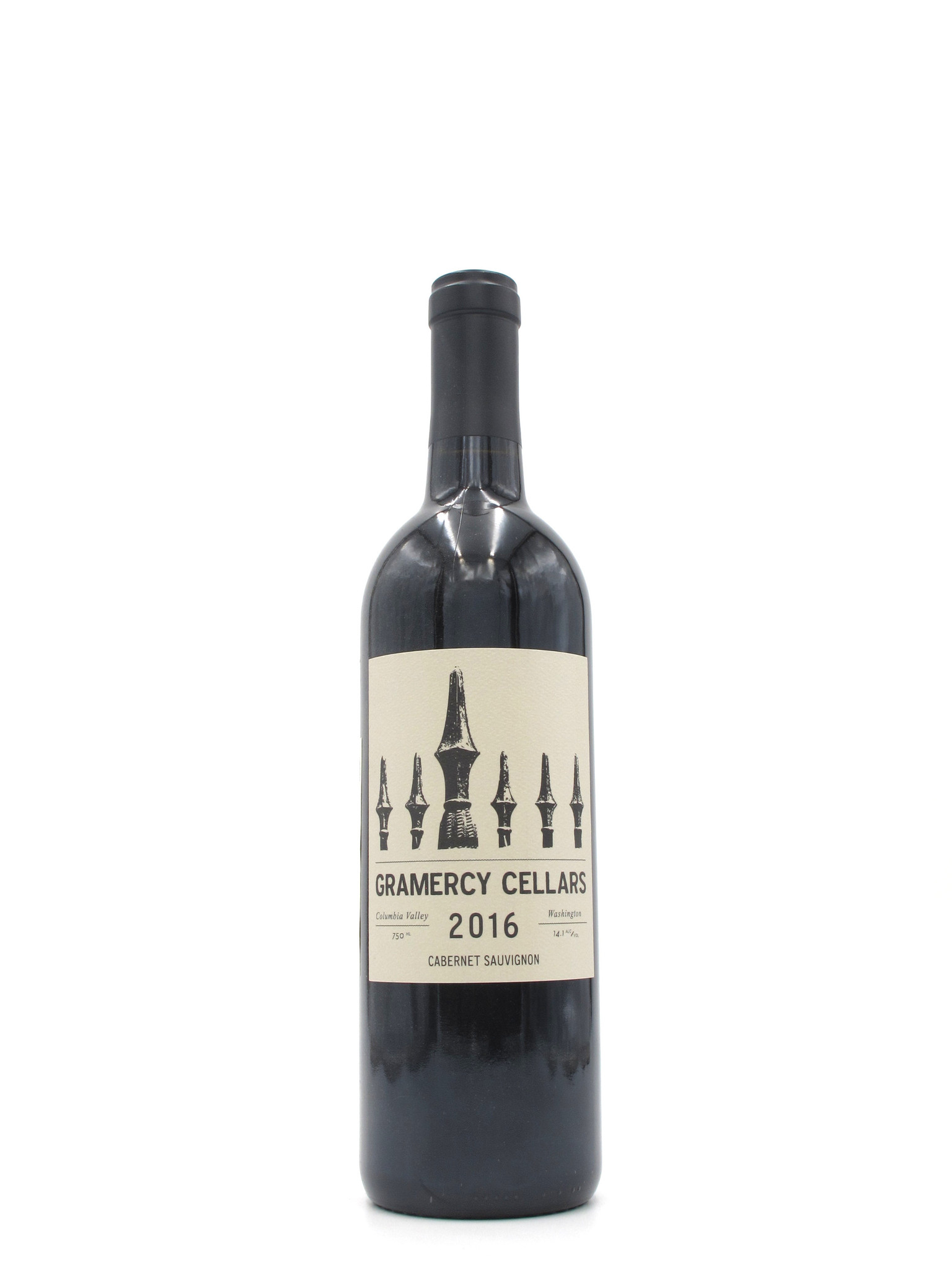 Gramercy Cellars 2016 Gramercy Cellars Cabernet Sauvignon 750ml
