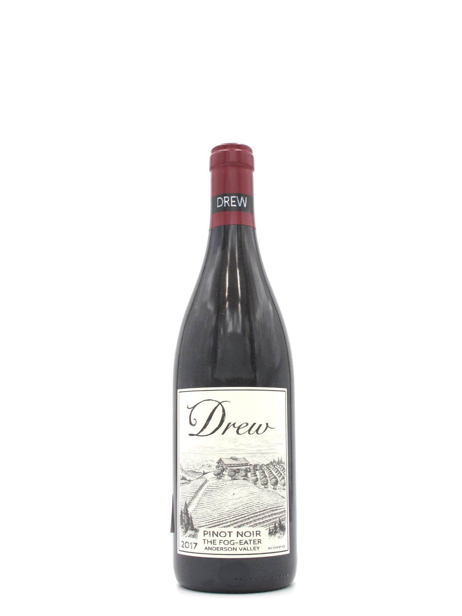 Drew Family Cellars 2017 Drew Family Wines 'Fog Eater' Pinot Noir 750mL