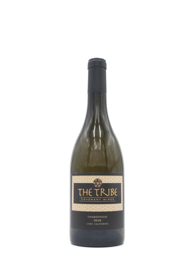 "2018 Covenant Wines ""The Tribe"" Chardonnay Mettler Vineyard, Lodi 750ml"
