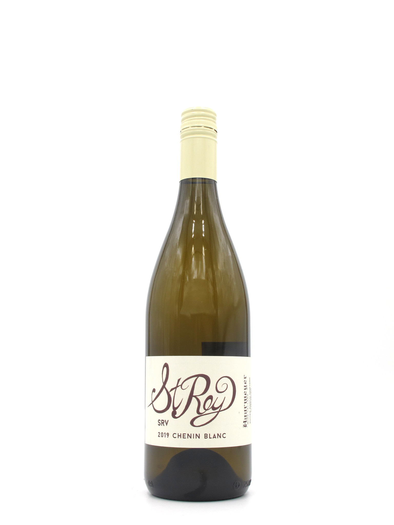 Haarmeyer Wine Cellars 2019 Haarmeyer 'SRV' St. Rey Vineyard Chenin Blanc Clarksburg 750ml