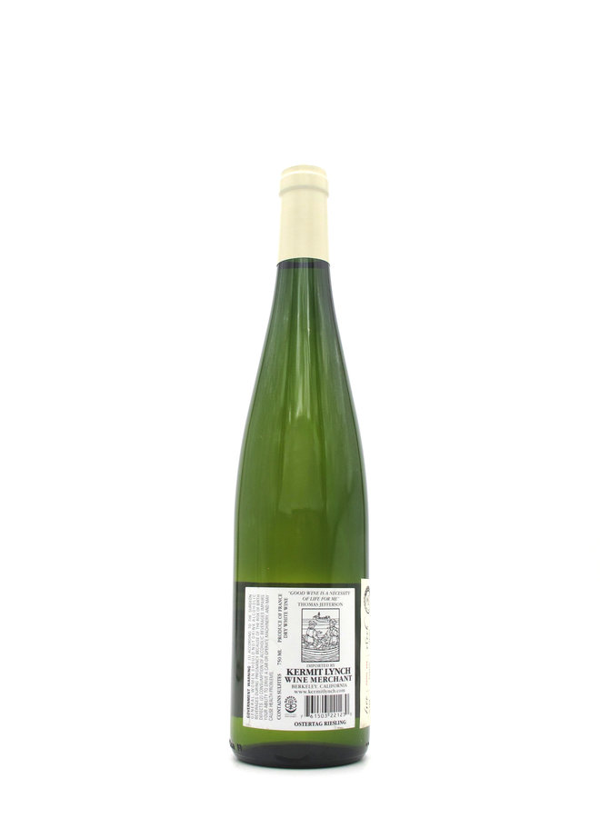 2018 Domaine Ostertag Riesling 'Les Jardins' 750ml