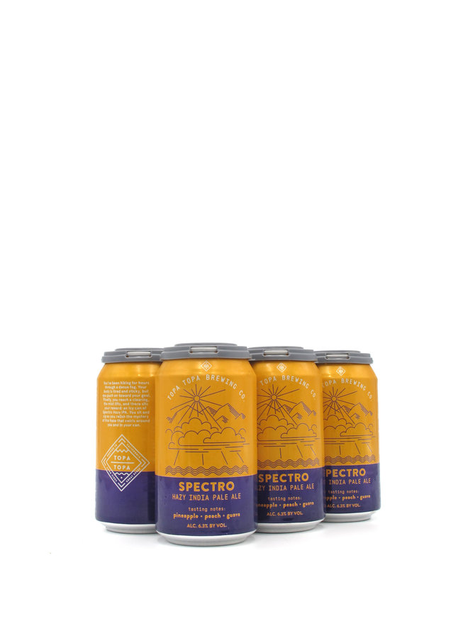 Topa Topa Brewing Spectro Hazy 12oz 6pk