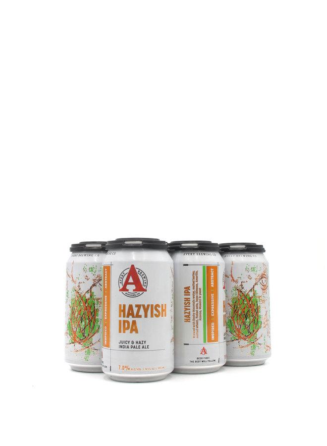 Avery Brewing Hazyish IPA 12oz 6pk