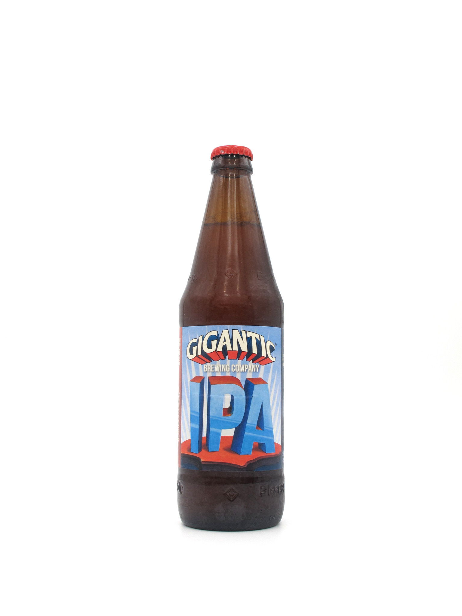 Gigantic Gigantic Brewing IPA