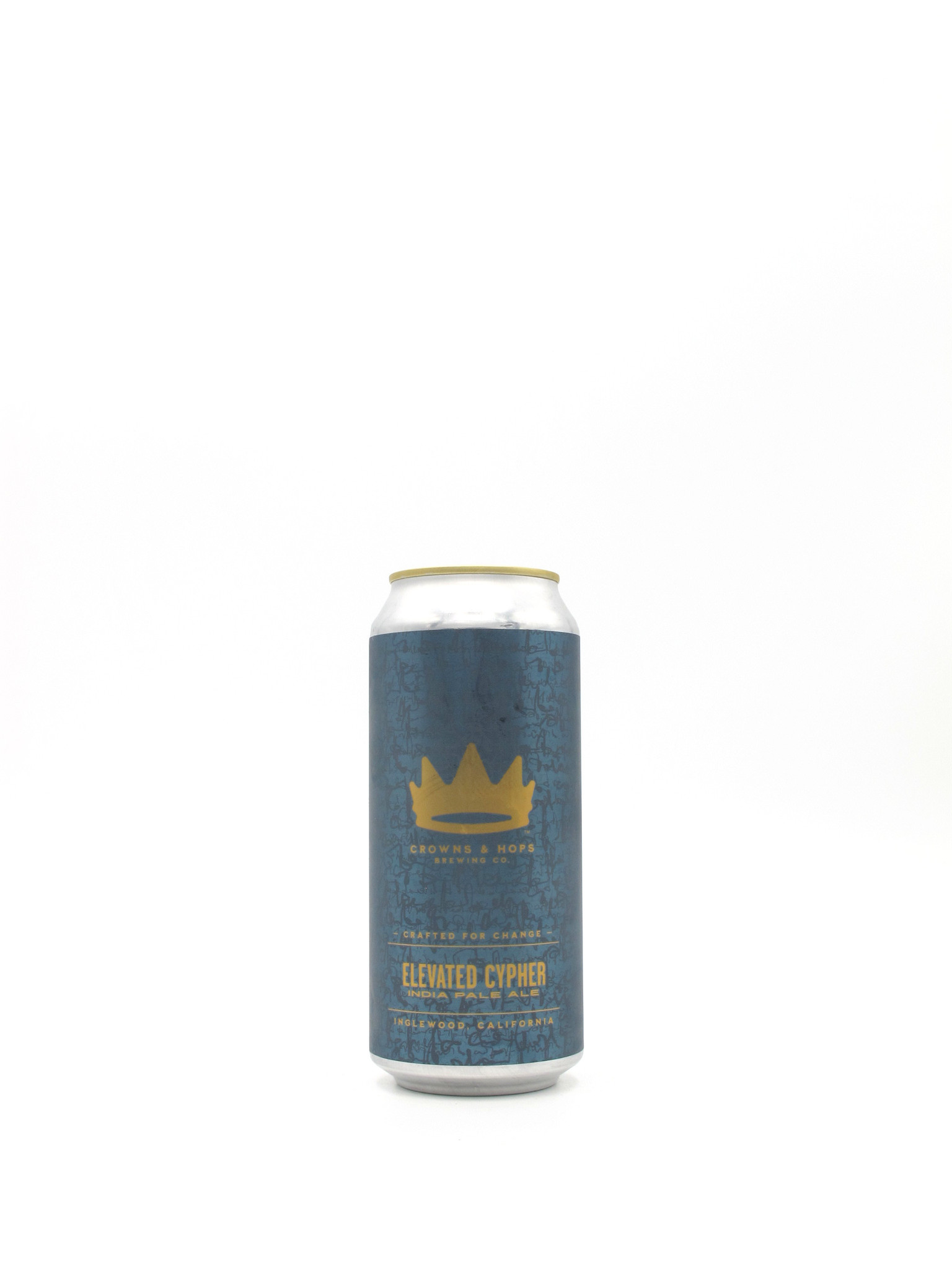 Crowns & Hops Crowns & Hops Elevated Cypher IPA 16oz