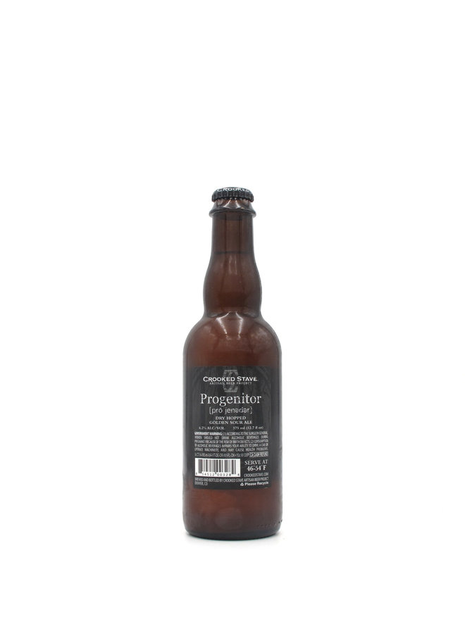Crooked Stave Brewing Progenitor Sour Blonde 375ml