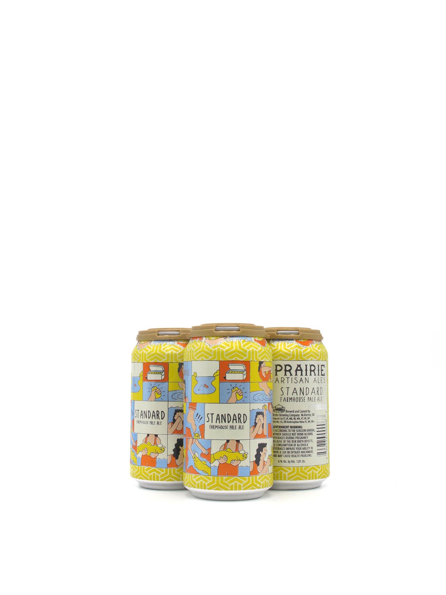 Prairie Brewing Prairie Artisan Ales Standard 12oz 4pk