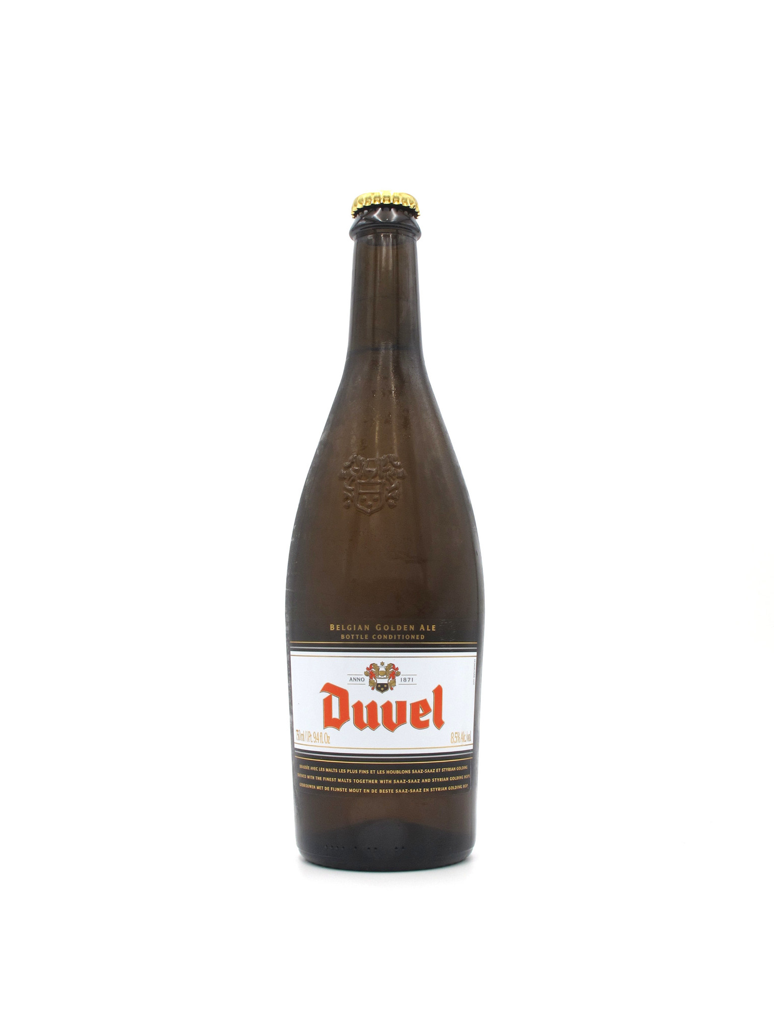 Duvel Moortgat Duvel Belgian Golden Ale 750ml