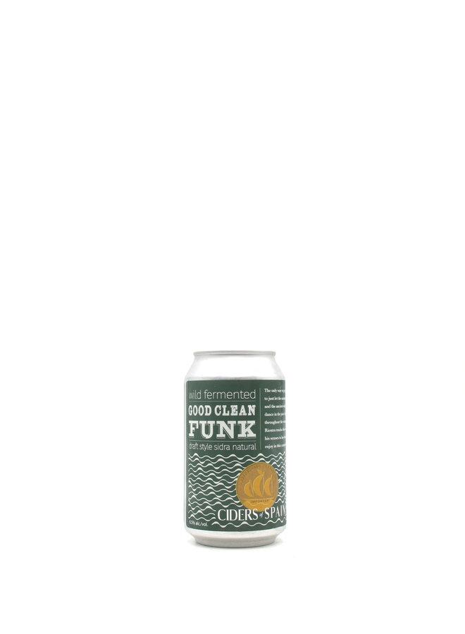 Riestra Ciders of Spain Good Clean Funk Cidra 12oz
