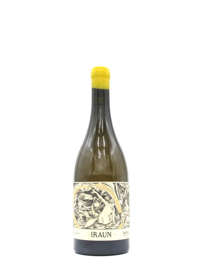 2018 Oxer Bastegieta 'Iraun' Rioja 750ml