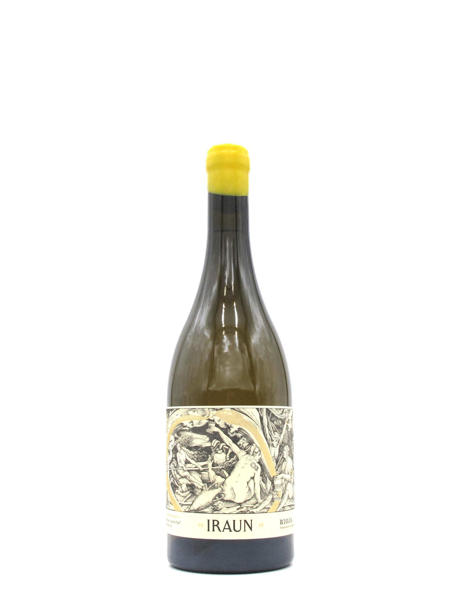 Oxer Bastegieta 2018 Oxer Bastegieta 'Iruan' Rioja 750ml