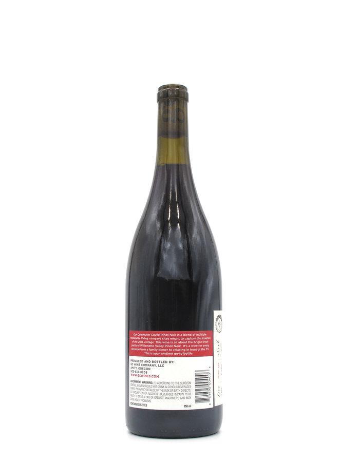 2018 Grochau Cellars Commuter Cuvée Pinot Noir 750ml