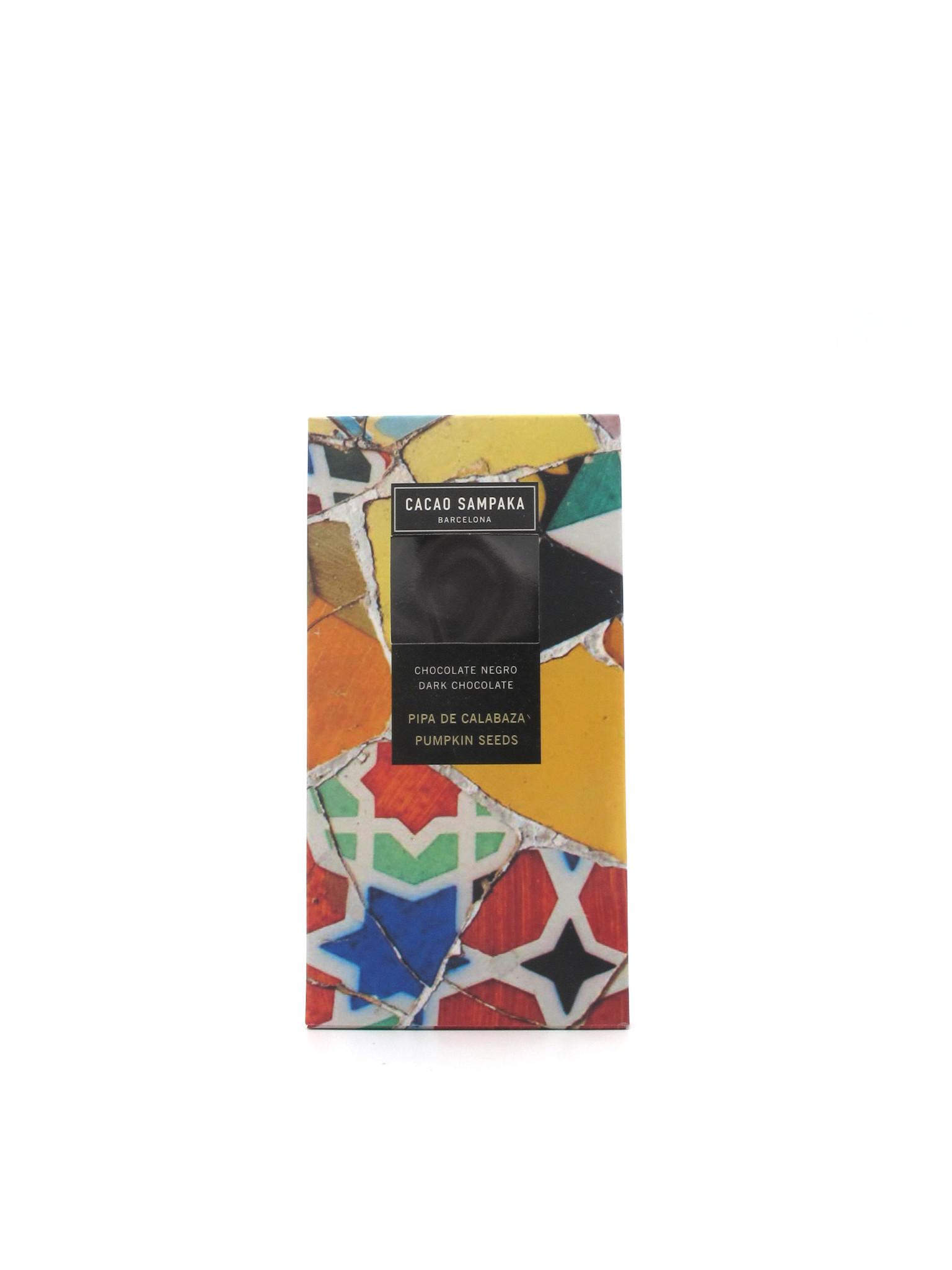 Cacao Sampaka Cacao Sampaka Pumpkin Seed 43% 75g