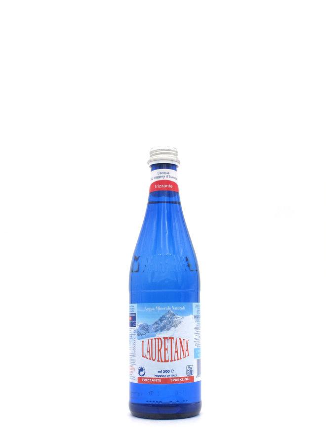 Lauretana Sparkling Water 500ml