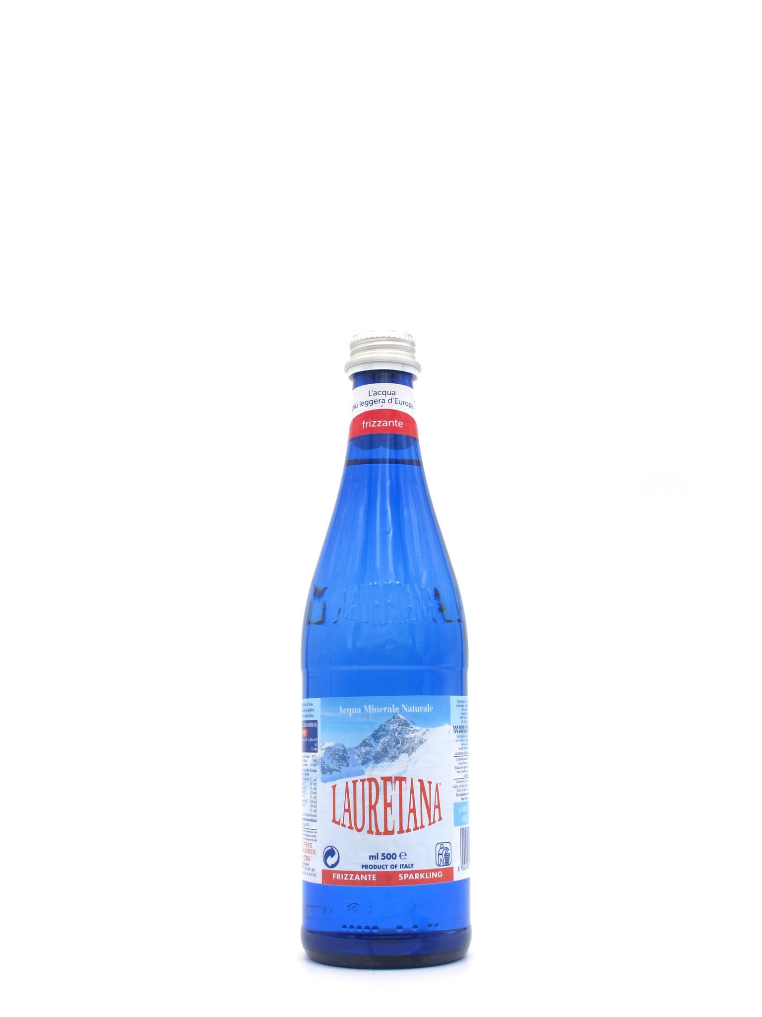 Lauretana Lauretana Sparkling Water 500ml
