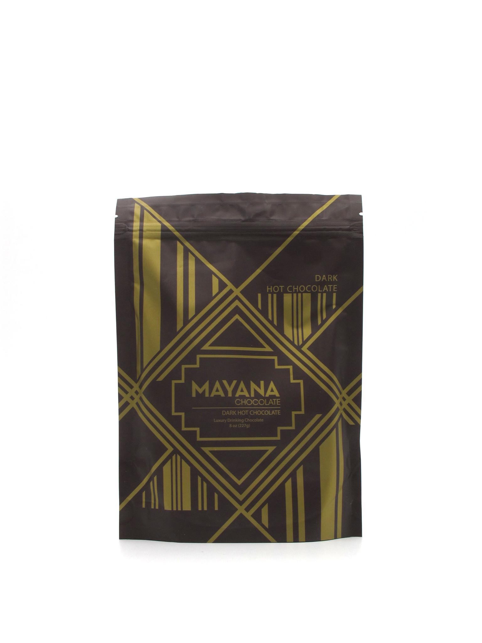 Mayana Chocolate Mayana Dark Hot Chocolate 8oz