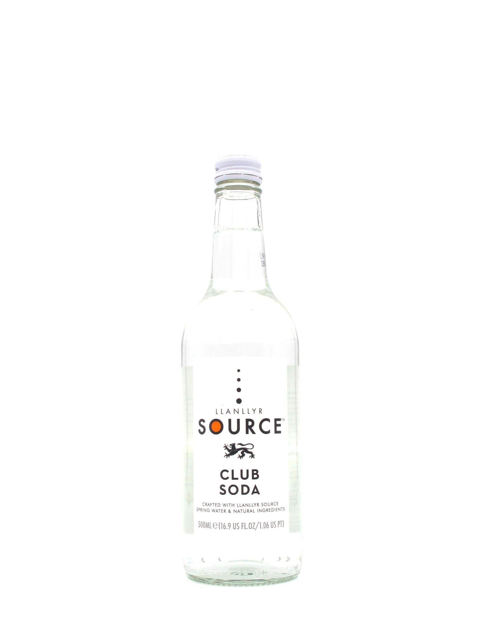 Llanllyr Llanllyr Source Club Soda 500mL