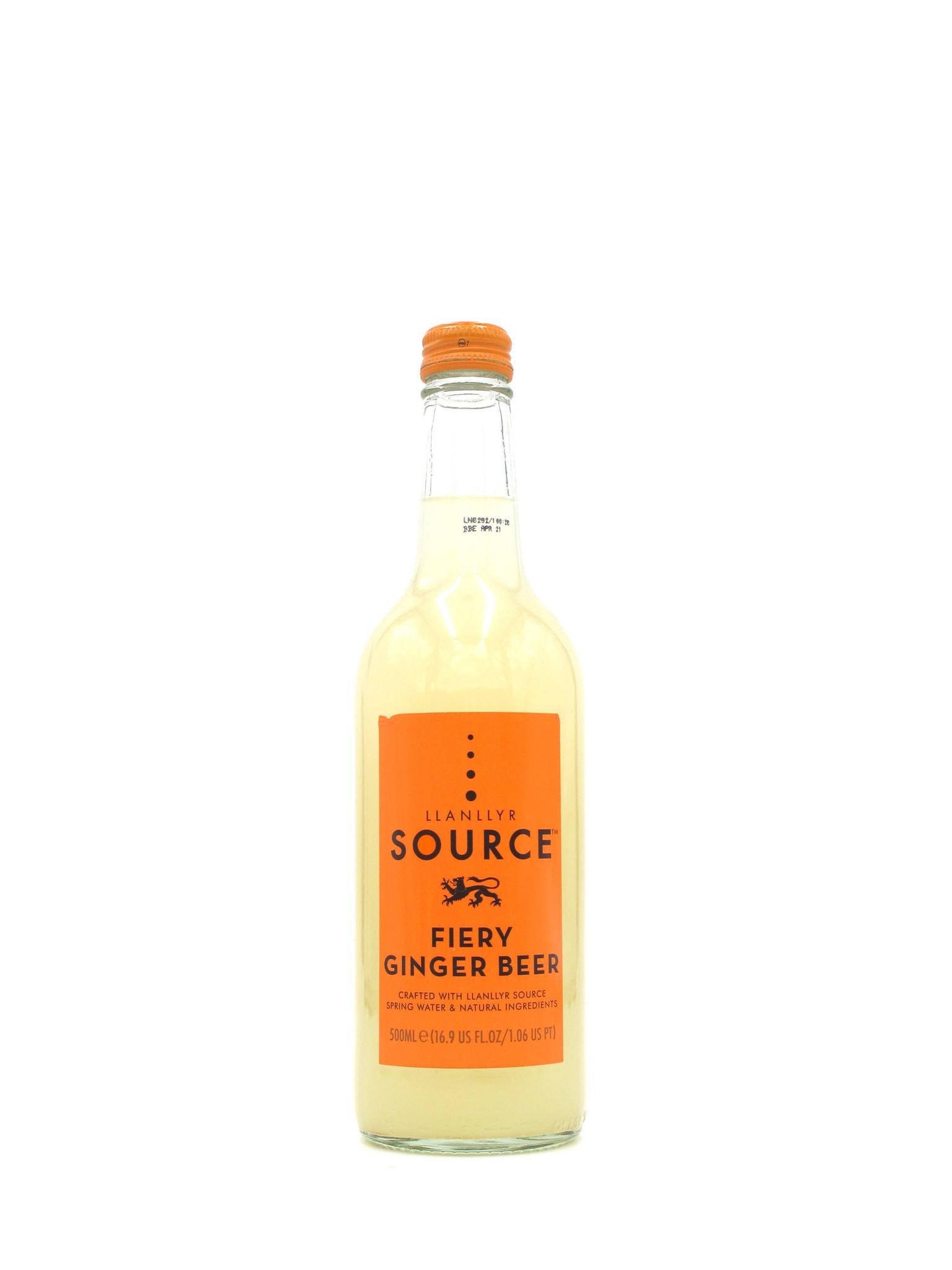 Llanllyr Llanllyr Source Fiery Ginger Beer 500ml