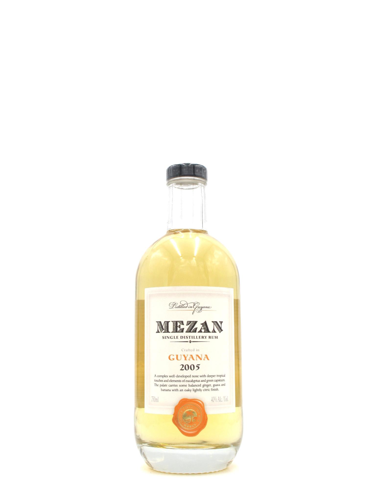 Mezan Mezan Rum Guyana 750ml