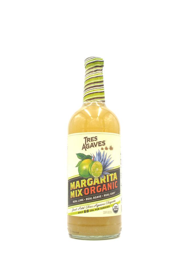 Tres Agaves Organic Margarita Mix 1L