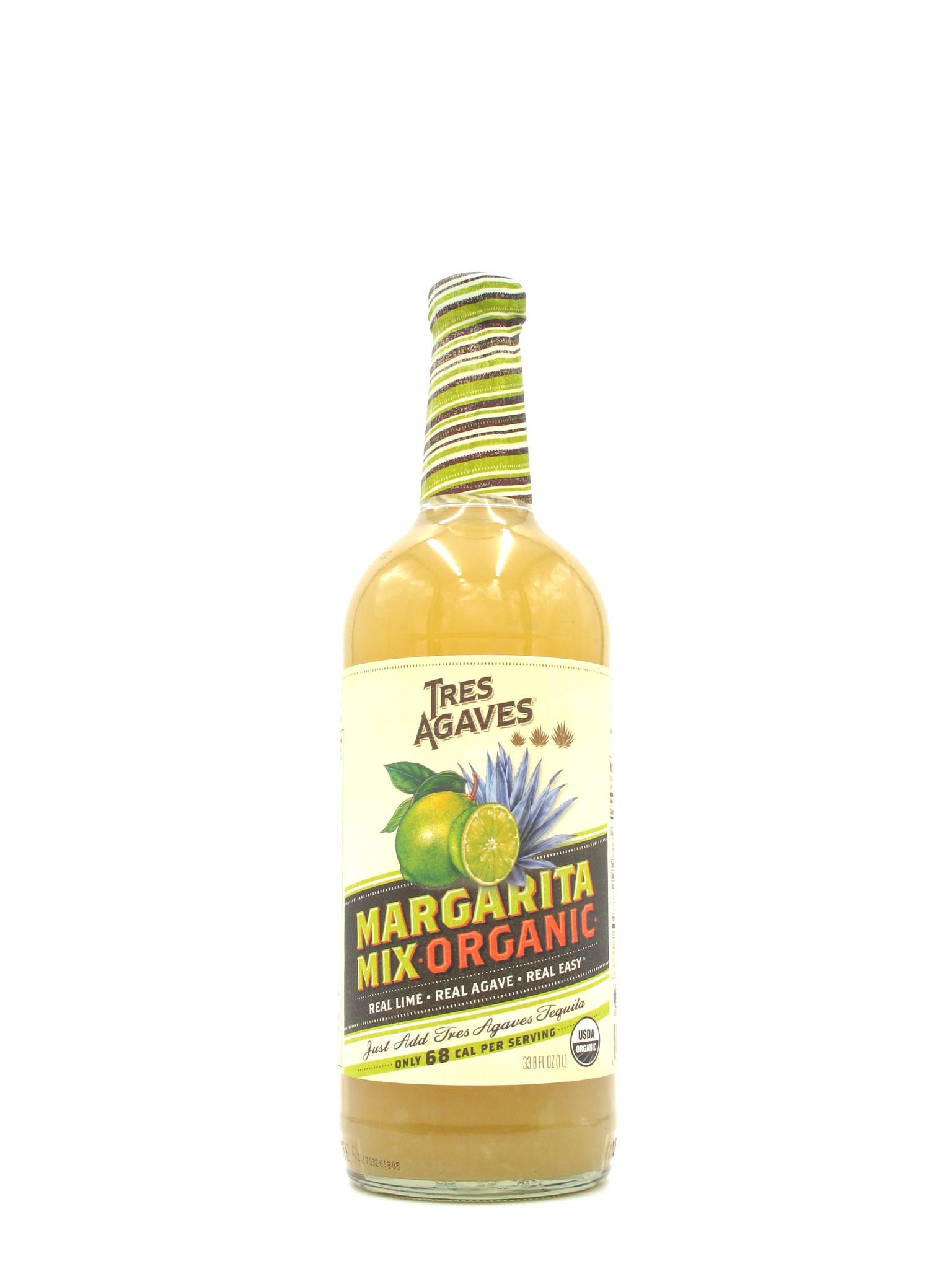 Tres Agaves Tres Agaves Organic Margarita Mix 1L