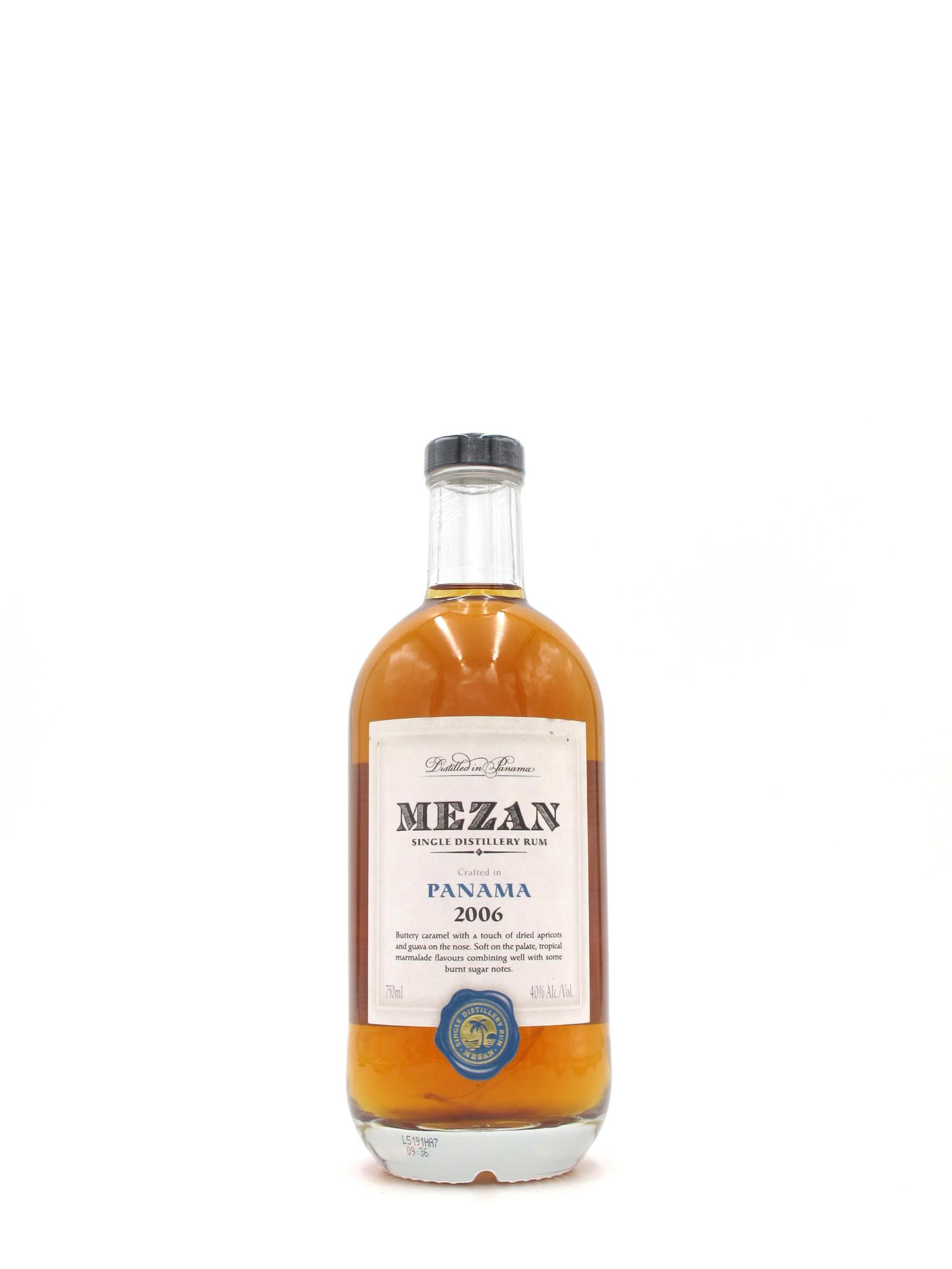 Mezan 2006 Mezan Panama Rum 750ML