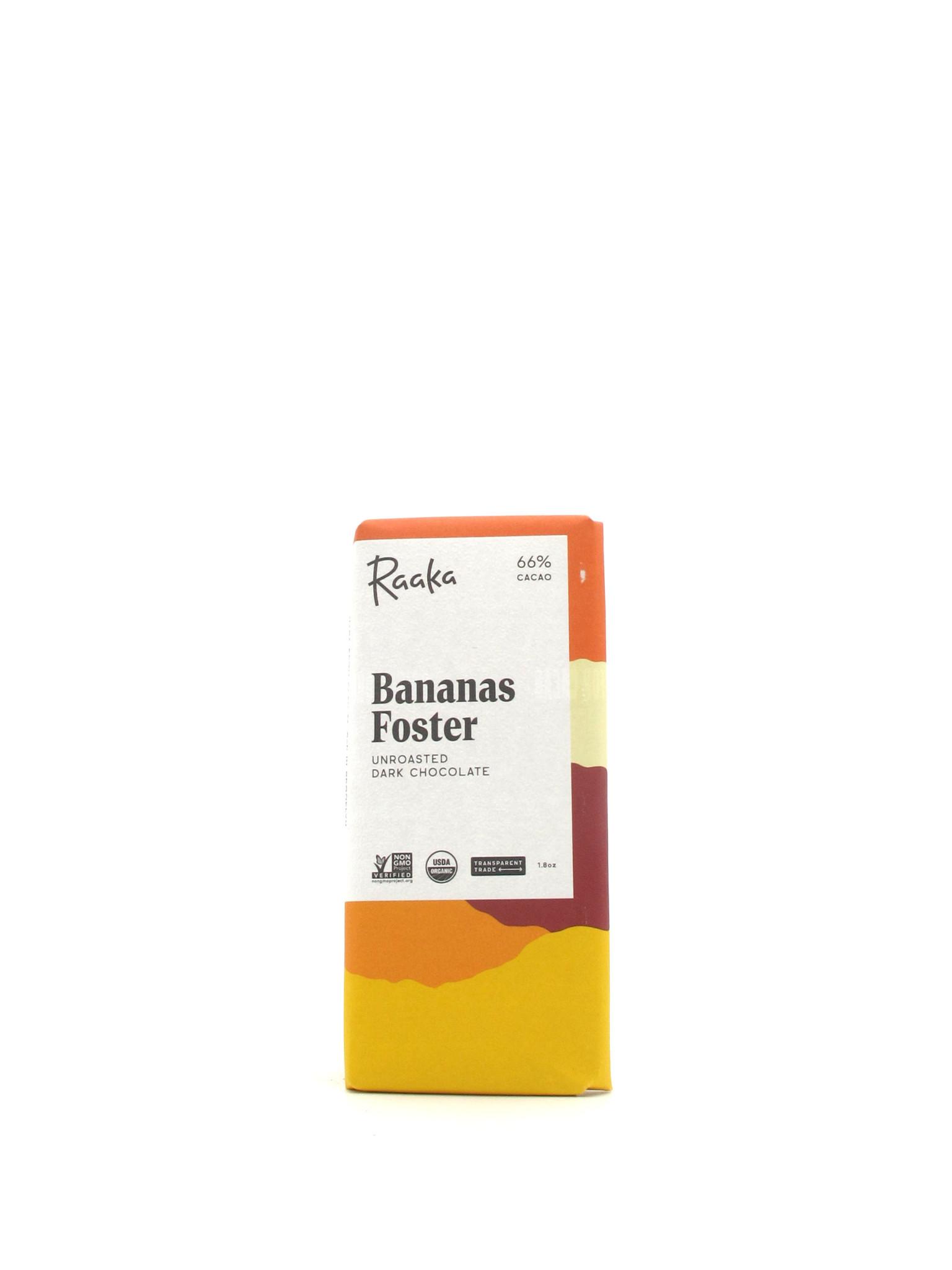 Raaka Raaka Bananas Foster 1.8oz