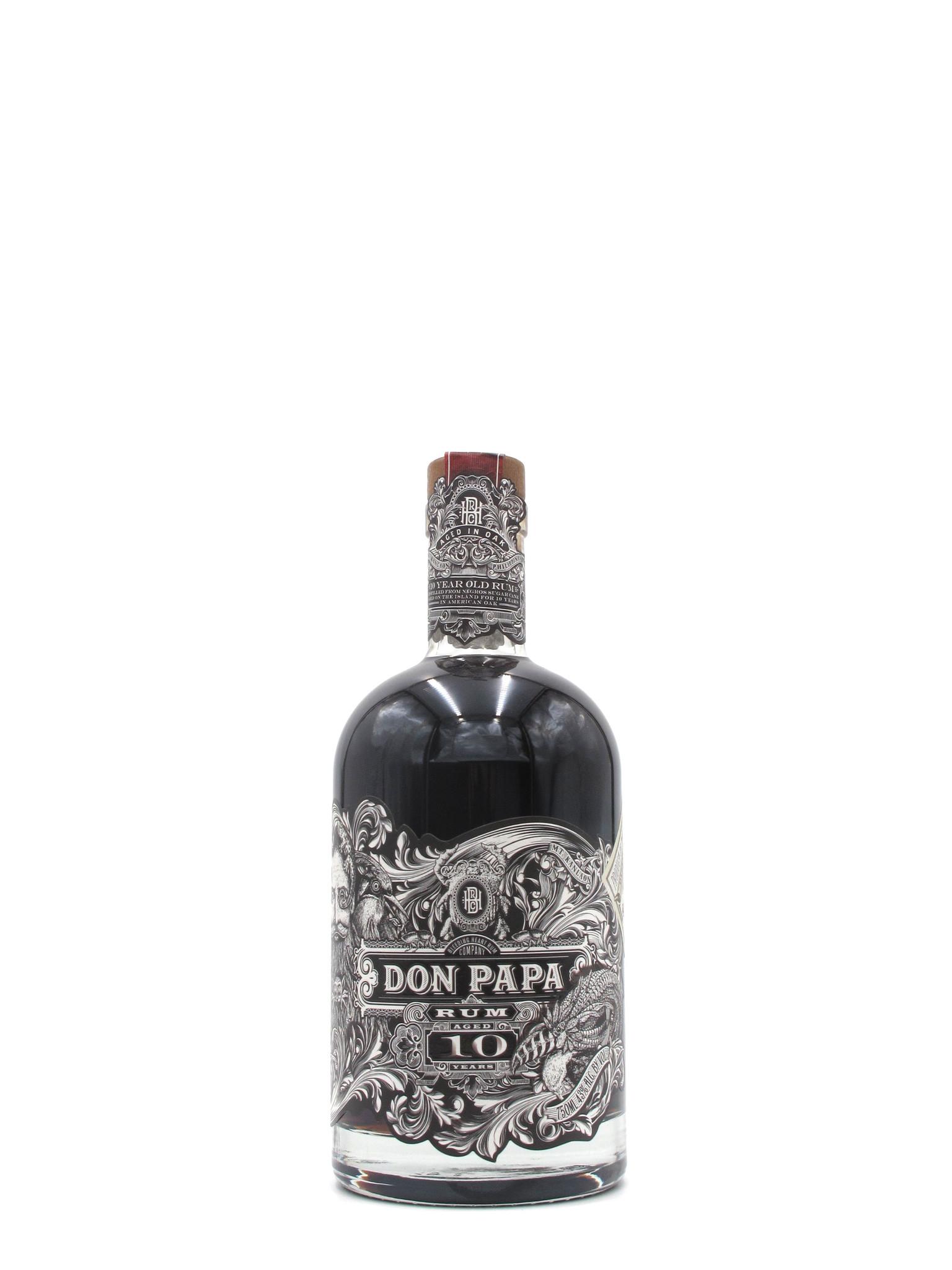 Don Papa Don Papa 10 year Philippines Rum 750ml
