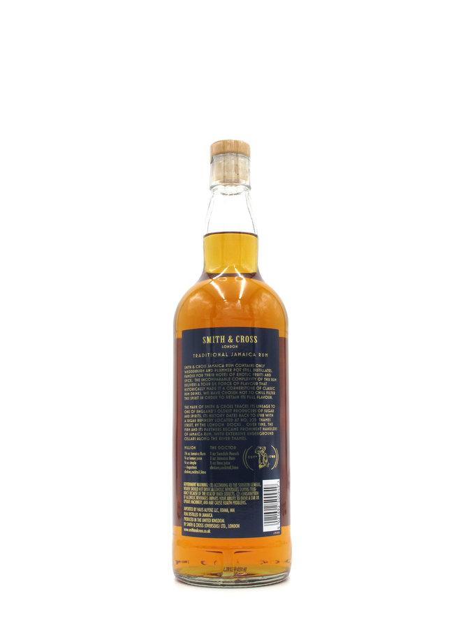 Smith & Cross Jamaica Rum 750mL