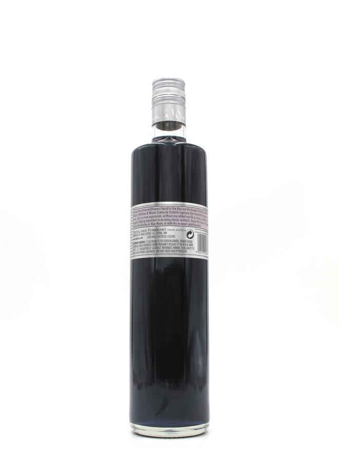 Rothman & Winter Crème de Violette Violet Liqueur 750mL