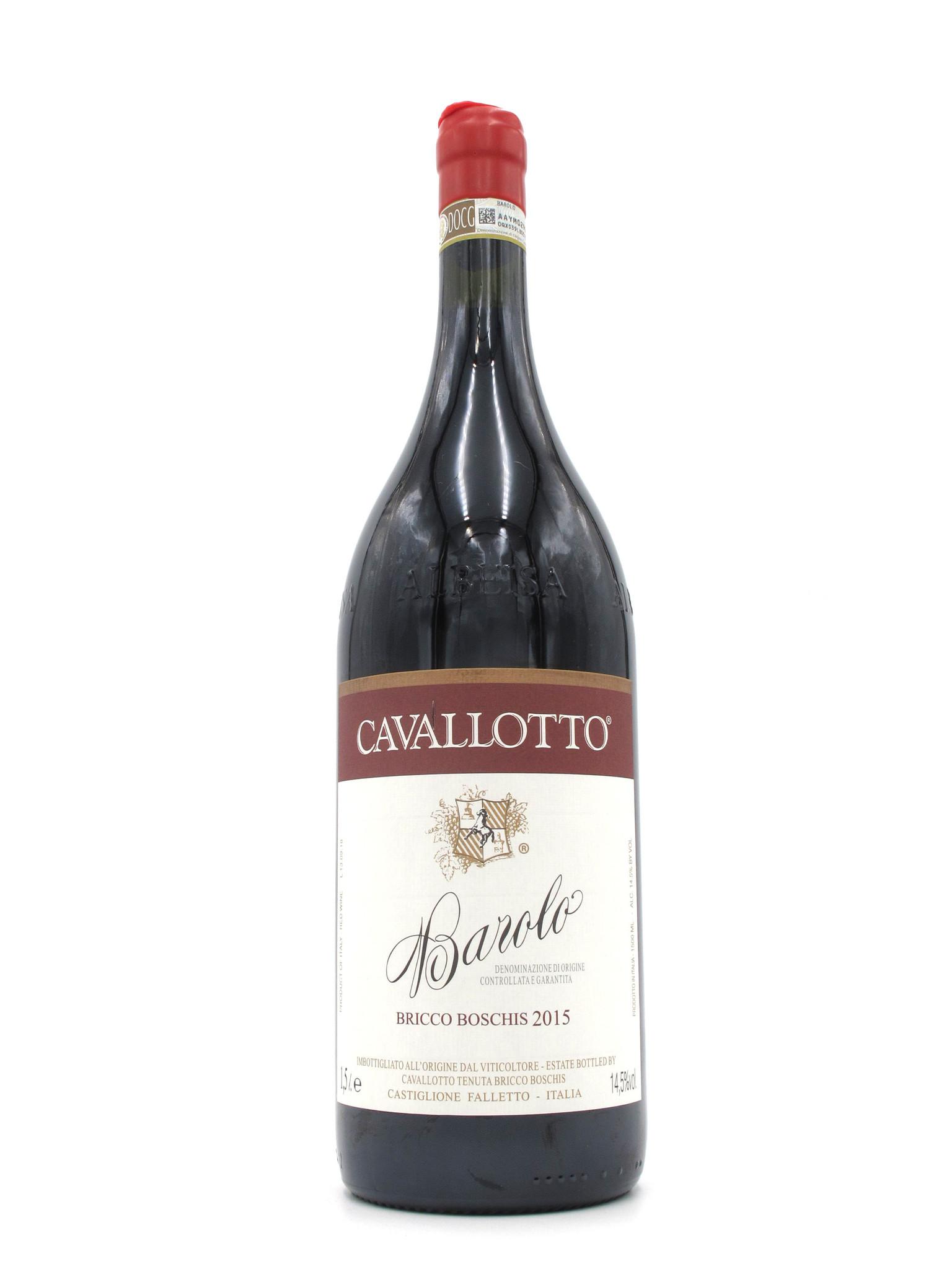 Cavallotto 2015 Cavallotto Bricco Boschis Barolo 1500ml