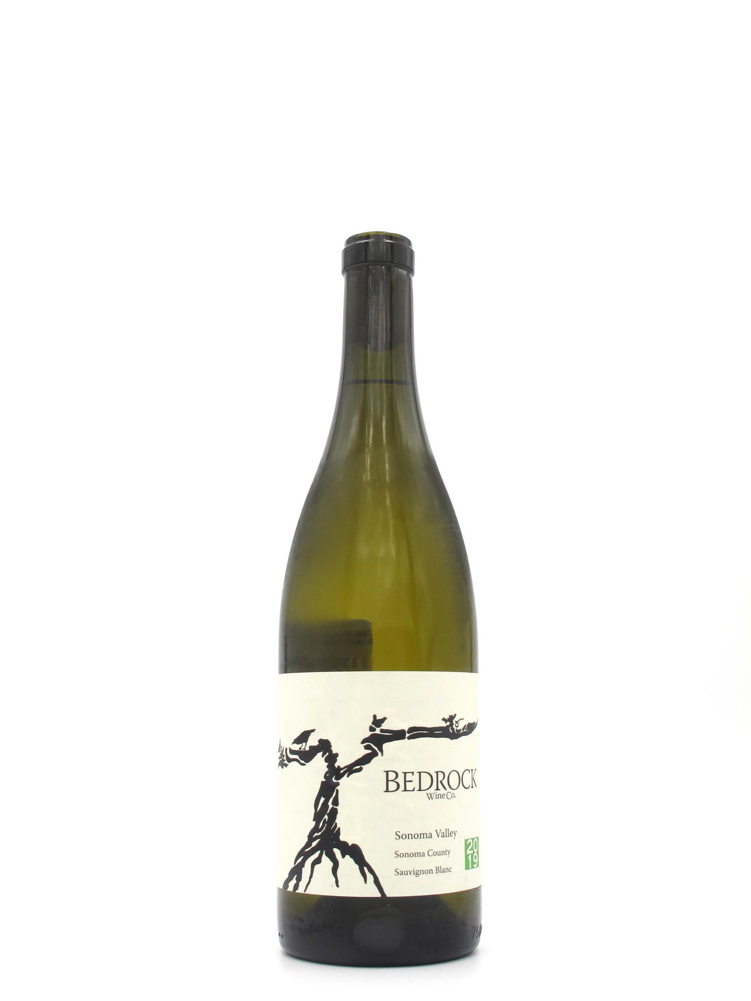 Bedrock 2019 Bedrock Wine Co. Sauvignon Blanc 750ml