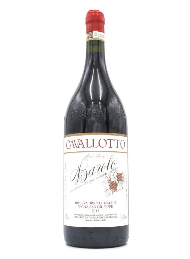 2013 Cavallotto San Guiseppe Barolo 1500ml