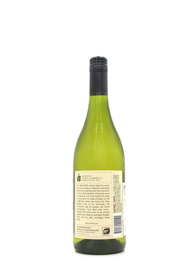 2016 Lime Rock Sauvignon Blanc, Hawke's Bay 750ml