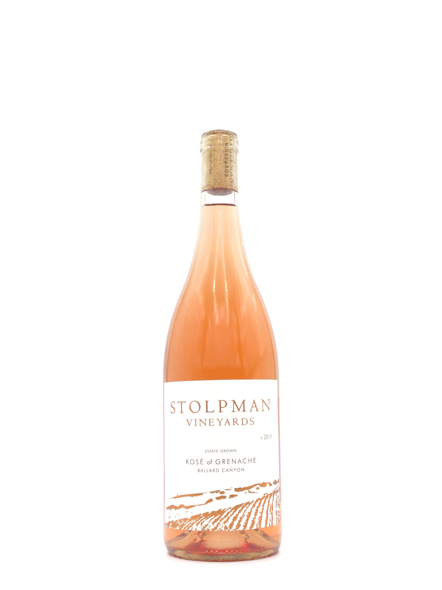 Stolpman Vineyards 2019 Stolpman Rose of Grenache Ballard Canyon