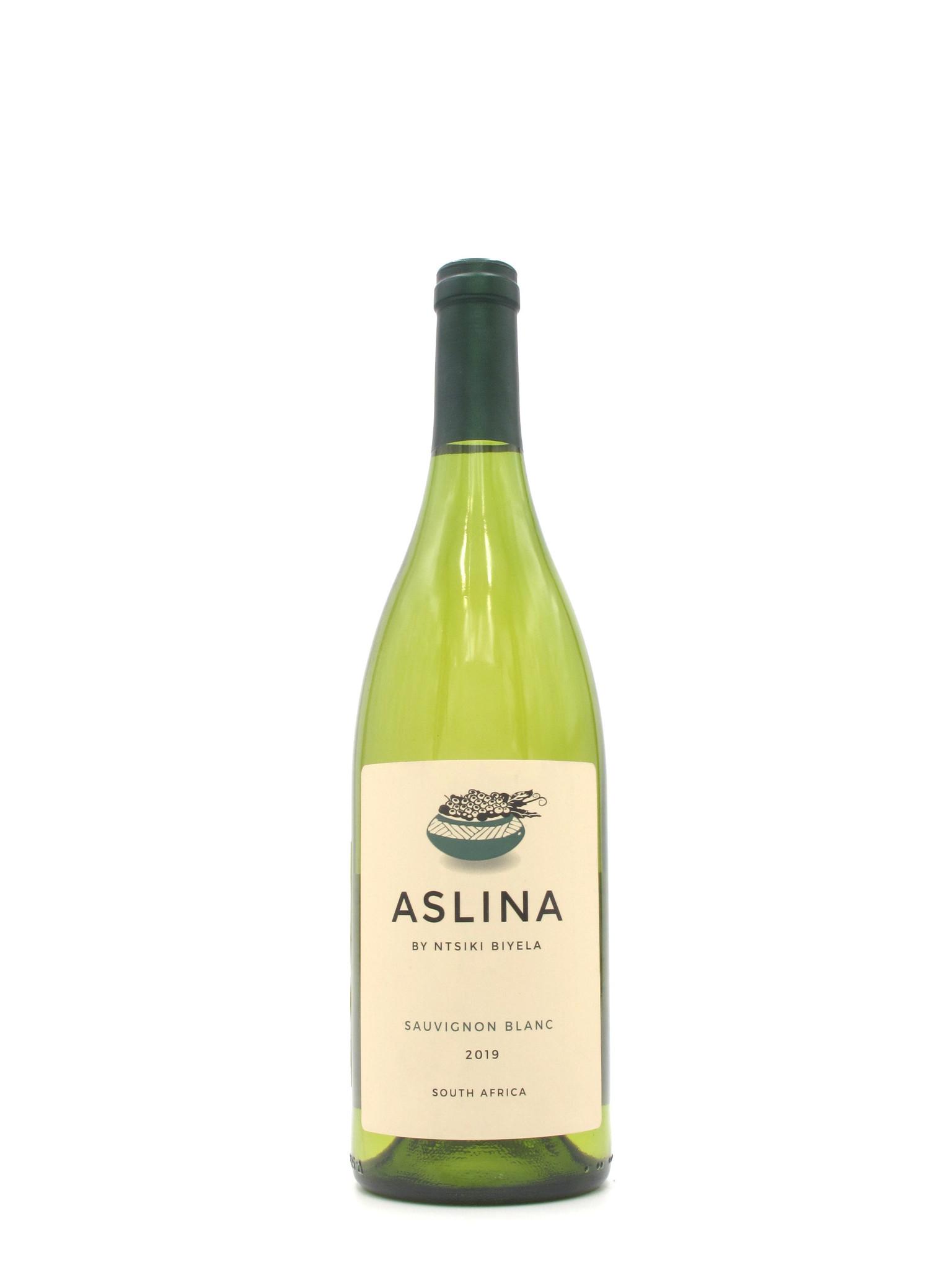 Aslina 2019 Aslina Western Cape Sauvignon Blanc 750ml