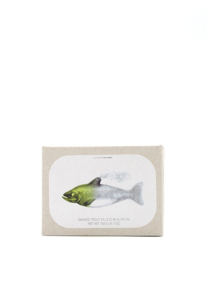 Jose Gourmet Smoked Trout in EVOO 90g