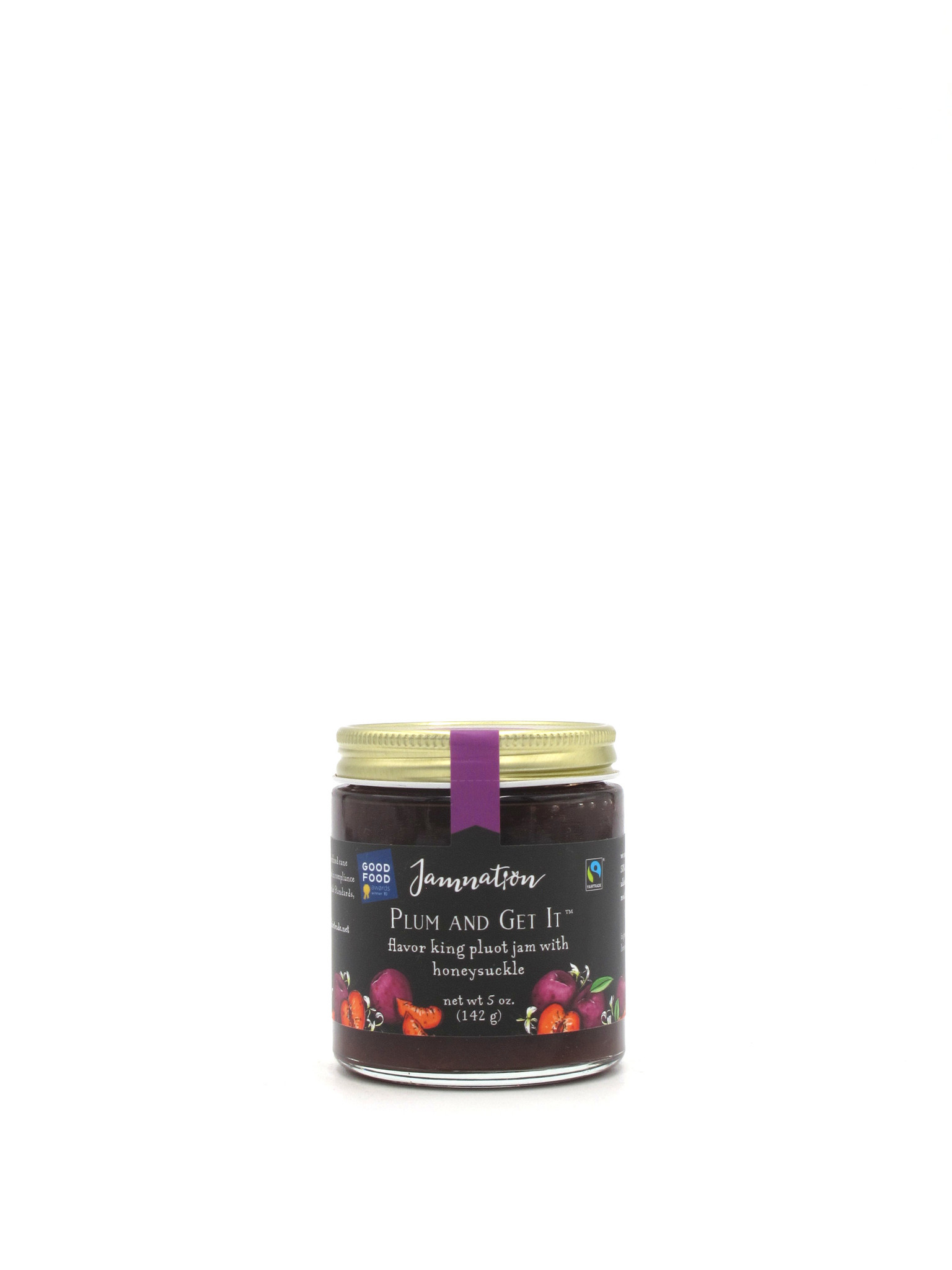 Jamnation Plum and Get It 5oz