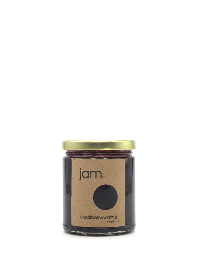 We Love Jam Blackberry Walnut 9oz