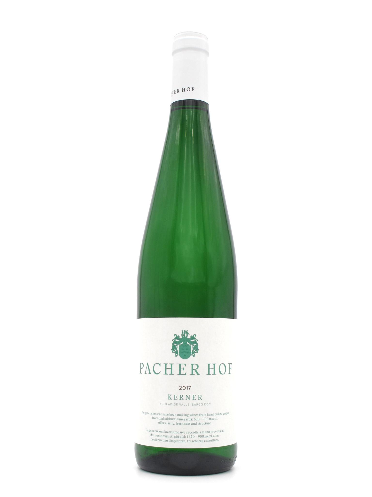 Pacherhof 2017 Pacherhof Kerner 750ml