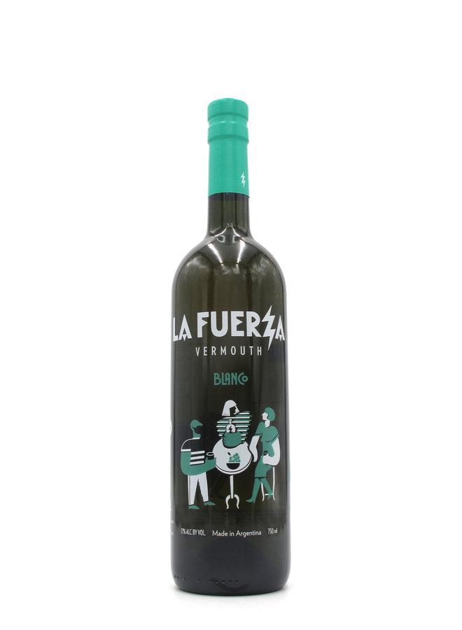 La Fuerza Vermouth Blanco 750mL