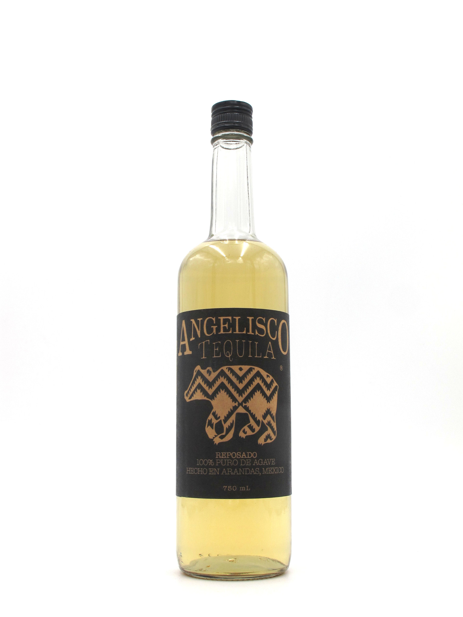 Angelisco Tequila Angelisco Tequila Reposado 750mL