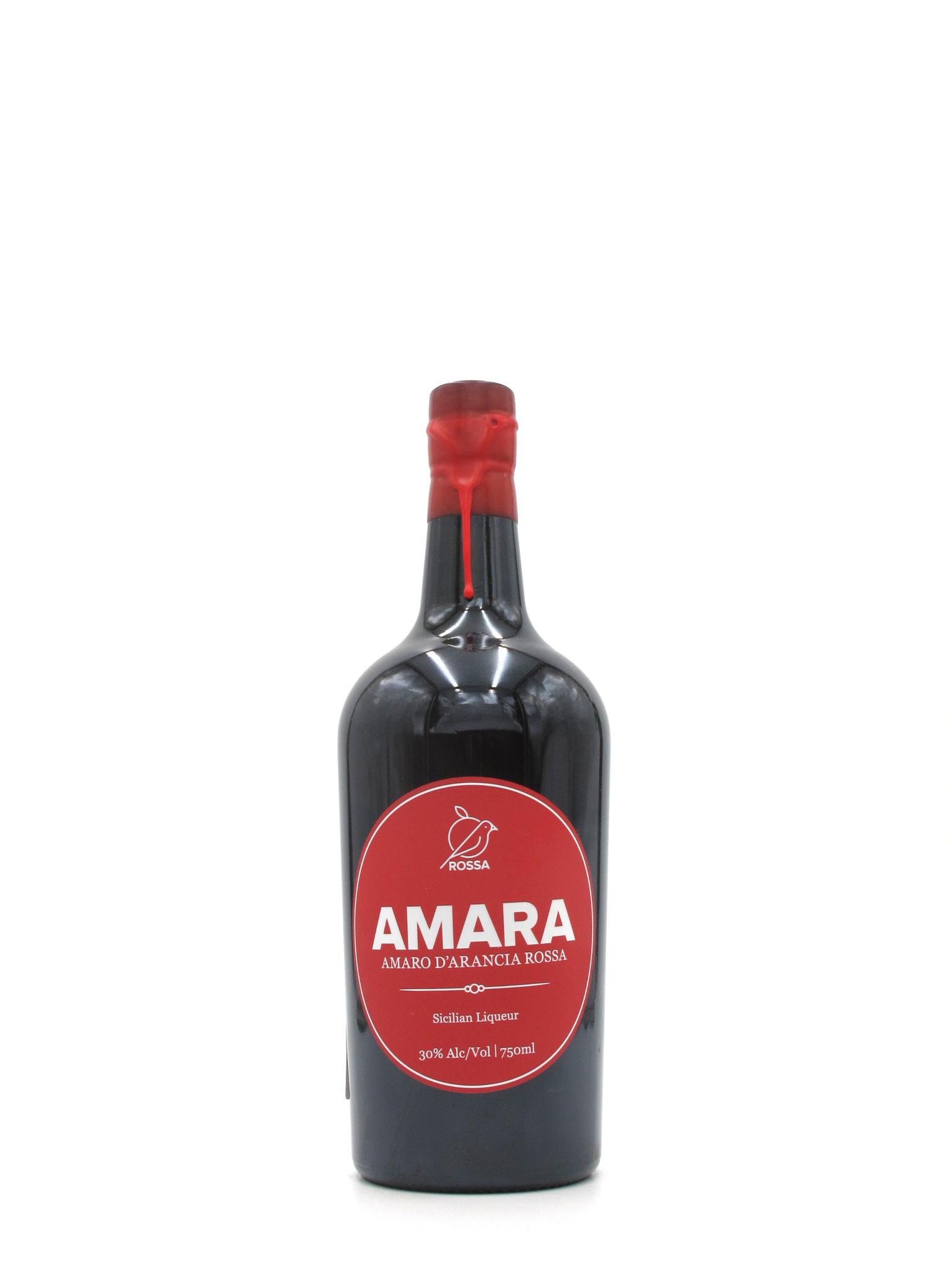 Rossa Amara d'Arancia Rossa Amara 750ml